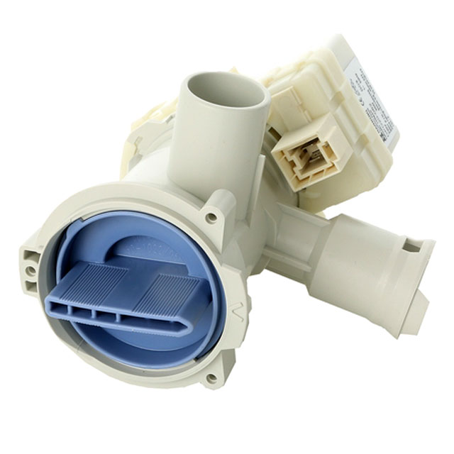BS 146083 - Помпа слива (насос) к стиральным машинам Bosch, Siemens, Neff, Gaggenau (Бош, Сименс, Гагенау, Нефф)