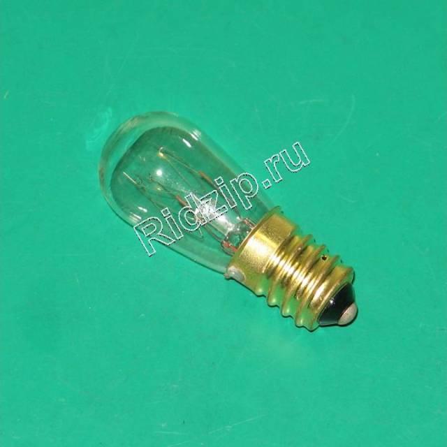 BS 162707 - BS 162707 Лампа  5W  255V  E14 к холодильникам Bosch, Siemens, Neff, Gaggenau (Бош, Сименс, Гагенау, Нефф)