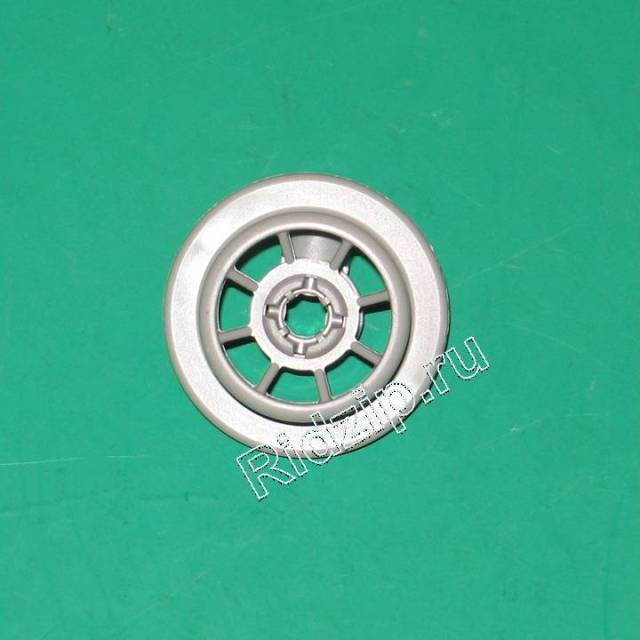 BS 165314 - Колесо корзины к посудомоечным машинам Bosch, Siemens, Neff, Gaggenau (Бош, Сименс, Гагенау, Нефф)