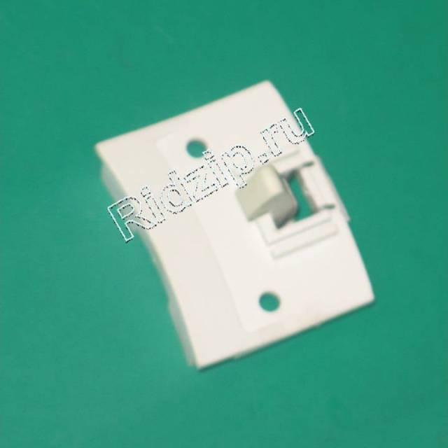 BS 165518 - Крючок люка к стиральным машинам Bosch, Siemens, Neff, Gaggenau (Бош, Сименс, Гагенау, Нефф)