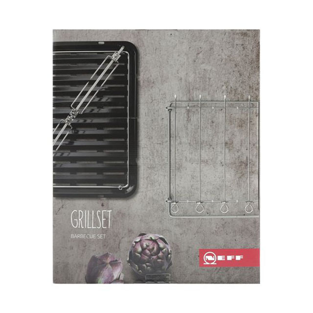 BS 17000139 - Набор для гриля к духовым шкафам к плитам Bosch, Siemens, Neff, Gaggenau (Бош, Сименс, Гагенау, Нефф)