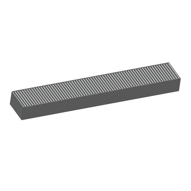 BS 17000822 - ( HEZ381700 ) Угольный фильтр CleanAir  для варочных панелей с интегрированной вытяжкой к плитам, варочным поверхностям, духовым шкафам Bosch, Siemens, Neff, Gaggenau (Бош, Сименс, Гагенау, Нефф)