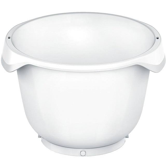 BS 17000929 - Пластиковая чаша  к кухонным комбайнам Bosch, Siemens, Neff, Gaggenau (Бош, Сименс, Гагенау, Нефф)