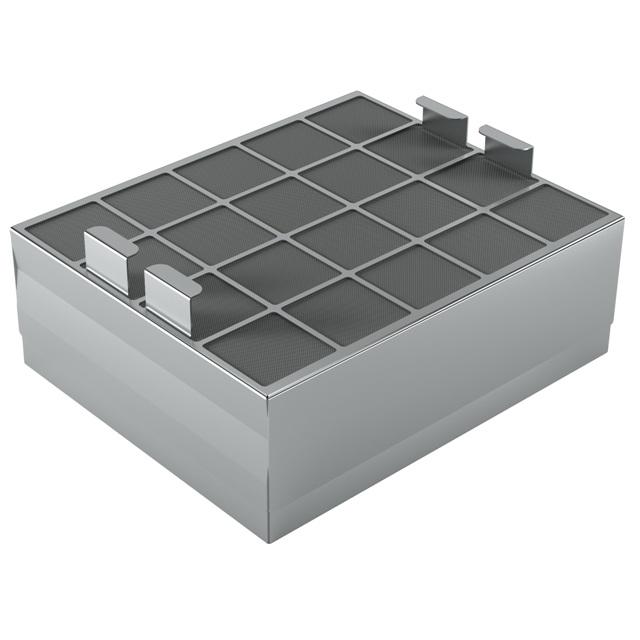 BS 17000977 - ( DZZ0XX0P0 ) Угольный фильтр CleanAir с функцией регенерации к вытяжкам Bosch, Siemens, Neff, Gaggenau (Бош, Сименс, Гагенау, Нефф)