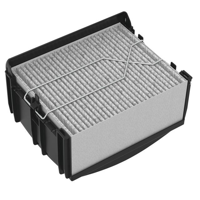 BS 17001400 - ( DWZ0XX0I0 ) Комплект CleanAir для работы вытяжки в режиме циркуляции воздуха к вытяжкам Bosch, Siemens, Neff, Gaggenau (Бош, Сименс, Гагенау, Нефф)
