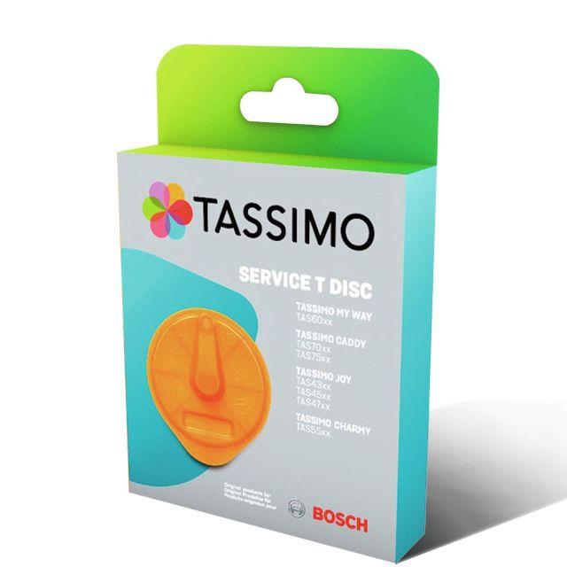 BS 17001491 - BS 17001491 Cервисный T DISC для приборов TASSIMO к кофеваркам и кофемашинам Bosch, Siemens, Neff, Gaggenau (Бош, Сименс, Гагенау, Нефф)