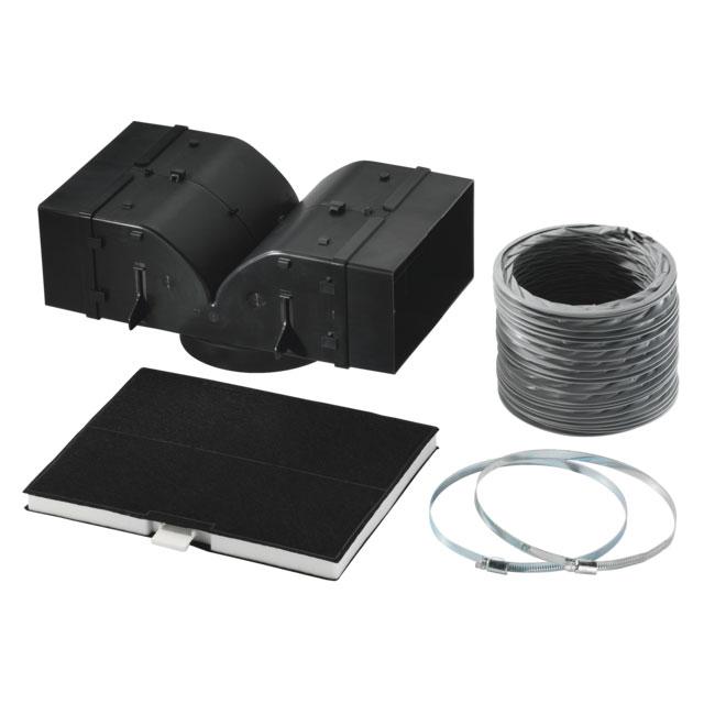 BS 17002193 - Комплект для работы вытяжки в режиме циркуляции воздуха к вытяжкам Bosch, Siemens, Neff, Gaggenau (Бош, Сименс, Гагенау, Нефф)