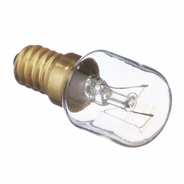BS 170218 - Лампа для холодильника  прозрачная; E14; Philips  25Вт ( замена для 00170691 00419942 ) к холодильникам Bosch, Siemens, Neff, Gaggenau (Бош, Сименс, Гагенау, Нефф)