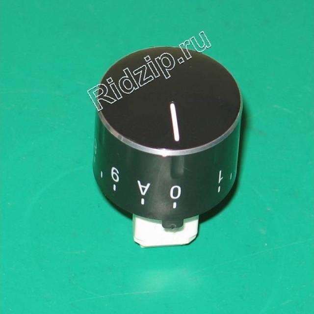 BS 173945 - BS 173945 Ручка черная ( старый код 173937 ) к плитам Bosch, Siemens, Neff, Gaggenau (Бош, Сименс, Гагенау, Нефф)