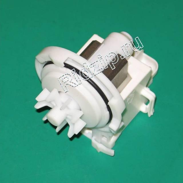 BS 187970 - Насос сливной ( помпа )  к посудомоечным машинам Bosch, Siemens, Neff, Gaggenau (Бош, Сименс, Гагенау, Нефф)