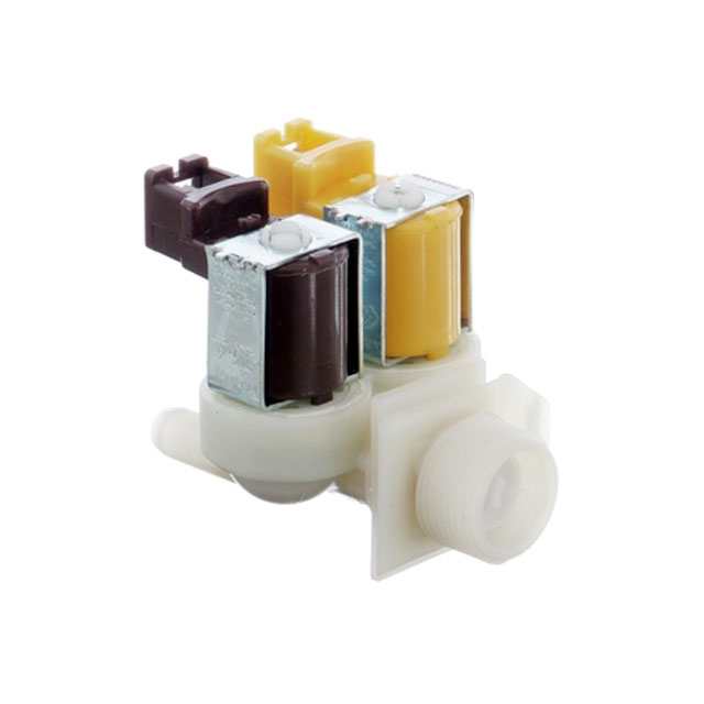 BS 265772 - Магнитный клапан к стиральным машинам Bosch, Siemens, Neff, Gaggenau (Бош, Сименс, Гагенау, Нефф)