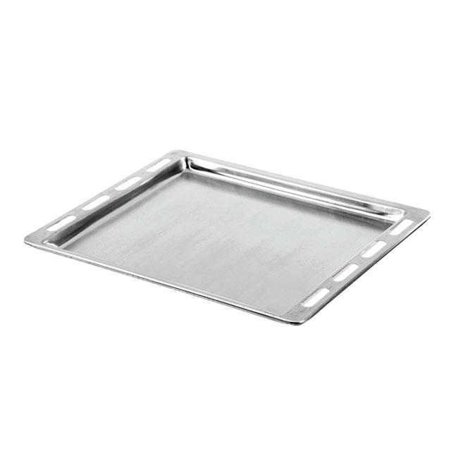BS 284742 - Алюминиевый противень 44,1 х 37,0 х 2,45 см к плитам, варочным поверхностям, духовым шкафам Bosch, Siemens, Neff, Gaggenau (Бош, Сименс, Гагенау, Нефф)