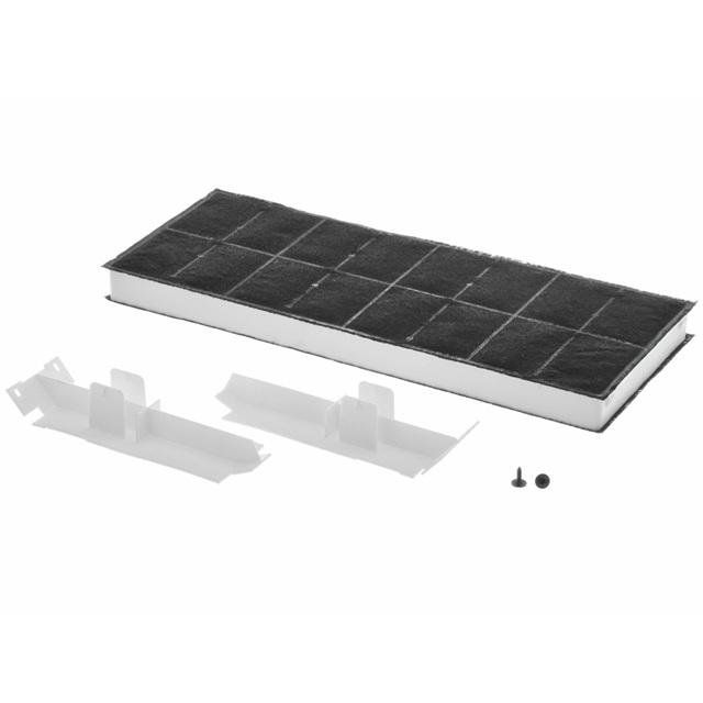 BS 352953 - Угольный фильтр для вытяжки ( с пластиковой рамкой и креплениями ) к вытяжкам Bosch, Siemens, Neff, Gaggenau (Бош, Сименс, Гагенау, Нефф)