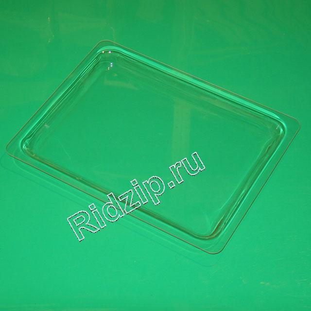 BS 358267  - BS 358267 Противень стекло 457 x 353 мм к плитам Bosch, Siemens, Neff, Gaggenau (Бош, Сименс, Гагенау, Нефф)