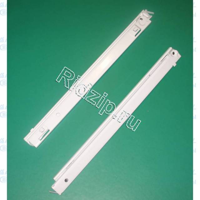 BS 432574 - Направляющие ящика хол компл 2шт. к холодильникам Bosch, Siemens, Neff, Gaggenau (Бош, Сименс, Гагенау, Нефф)