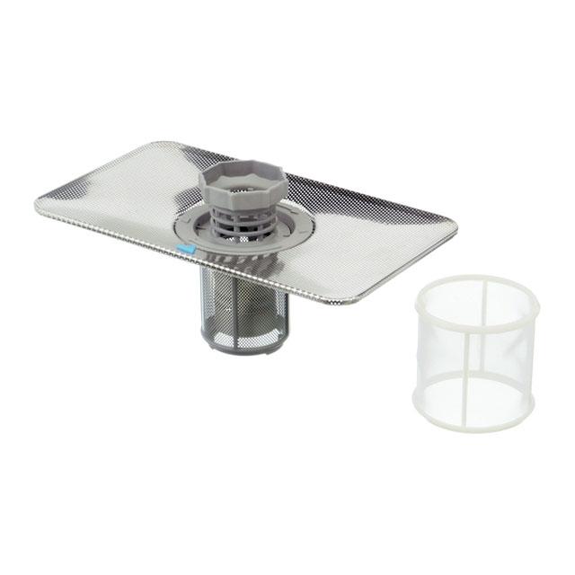 BS 435650 - Система фильтров (грубой и тонкой очистки) к посудомоечным машинам Bosch, Siemens, Neff, Gaggenau (Бош, Сименс, Гагенау, Нефф)