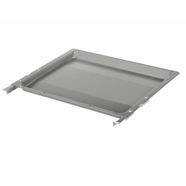 BS 438834 - HEZ341001 Эмалированный противень ( замена для 284916 290030 ) к плитам, варочным поверхностям, духовым шкафам Bosch, Siemens, Neff, Gaggenau (Бош, Сименс, Гагенау, Нефф)
