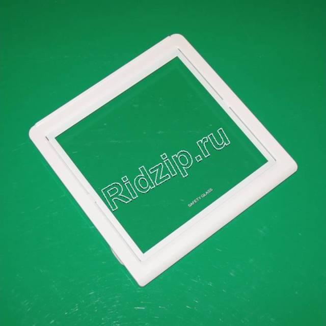BS 446034 - BS 446034 Полка стекло с обрамлением к холодильникам Bosch, Siemens, Neff, Gaggenau (Бош, Сименс, Гагенау, Нефф)