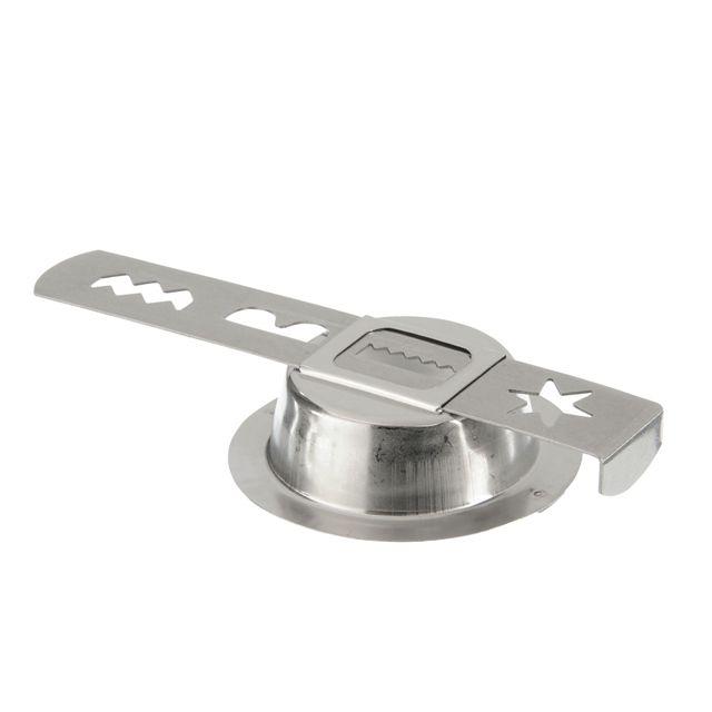 BS 463719 - Насадка для фигурного печенья MUZ8SV1 к кухонным комбайнам Bosch, Siemens, Neff, Gaggenau (Бош, Сименс, Гагенау, Нефф)