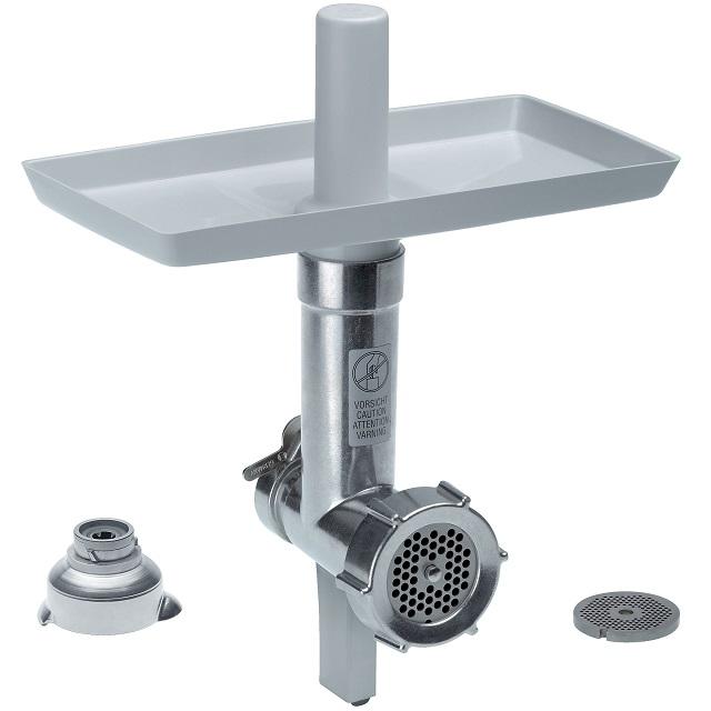 BS 464423 - Мясорубка + адаптер MUZ8FA1 к кухонным комбайнам Bosch, Siemens, Neff, Gaggenau (Бош, Сименс, Гагенау, Нефф)