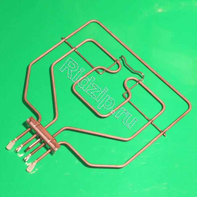 BS 472510 - Нагревательный элемент гриля 230v 2300W к плитам, варочным поверхностям, духовым шкафам Bosch, Siemens, Neff, Gaggenau (Бош, Сименс, Гагенау, Нефф)