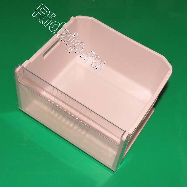 BS 477205 - Ящик (контейнер) морозильной камеры средний ( Big Box ) к холодильникам Bosch, Siemens, Neff, Gaggenau (Бош, Сименс, Гагенау, Нефф)