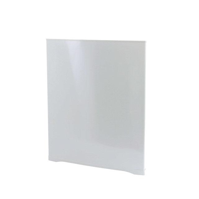 BS 477817 - Дверь морозильной камеры холодильника, для KGS36/39.., KGV33/36/39.. к холодильникам Bosch, Siemens, Neff, Gaggenau (Бош, Сименс, Гагенау, Нефф)