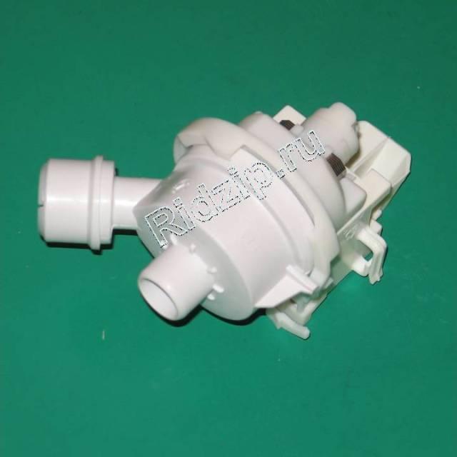 BS 483054 - Насос сливной ( помпа ) с улиткой к посудомоечным машинам Bosch, Siemens, Neff, Gaggenau (Бош, Сименс, Гагенау, Нефф)