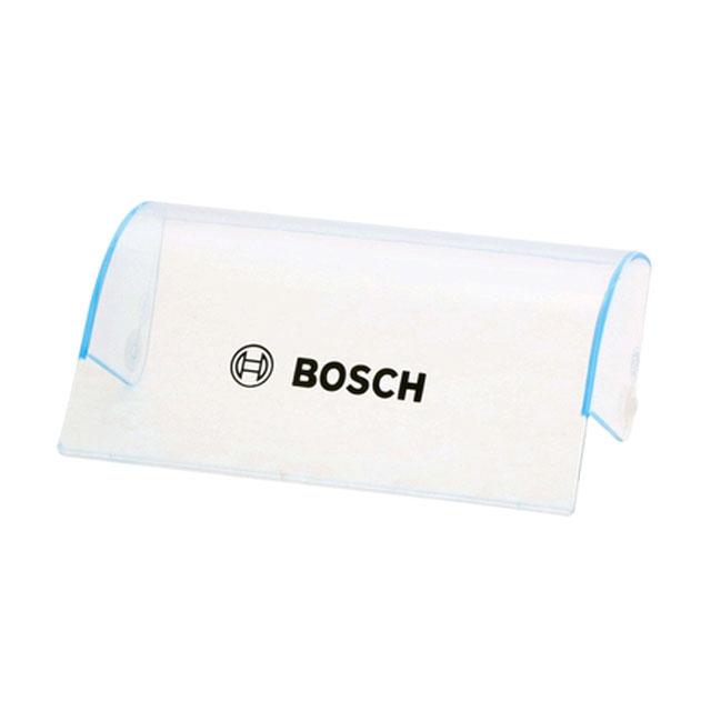 BS 490598 - Крышка центральной секции для полки на дверь к холодильникам Bosch, Siemens, Neff, Gaggenau (Бош, Сименс, Гагенау, Нефф)