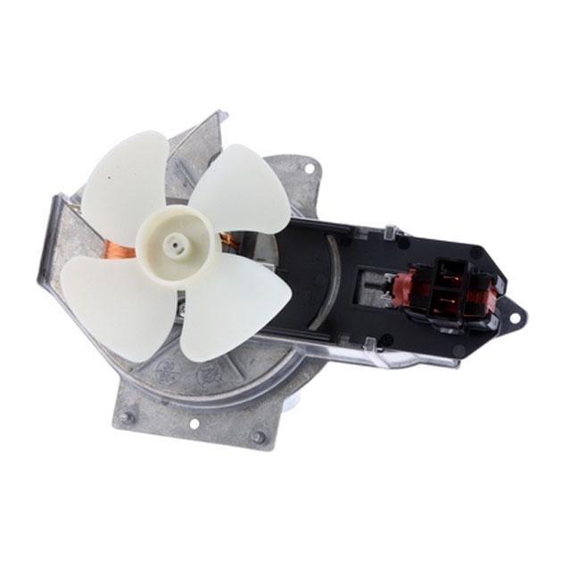 BS 490813 - Мотор вентилятора духовки к плитам, варочным поверхностям, духовым шкафам Bosch, Siemens, Neff, Gaggenau (Бош, Сименс, Гагенау, Нефф)