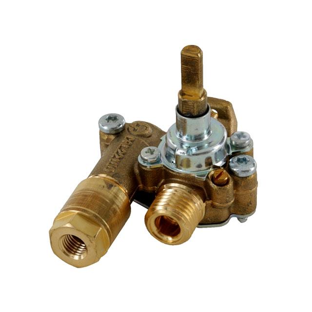 BS 493873 - Газовый кран к плитам, варочным поверхностям, духовым шкафам Bosch, Siemens, Neff, Gaggenau (Бош, Сименс, Гагенау, Нефф)