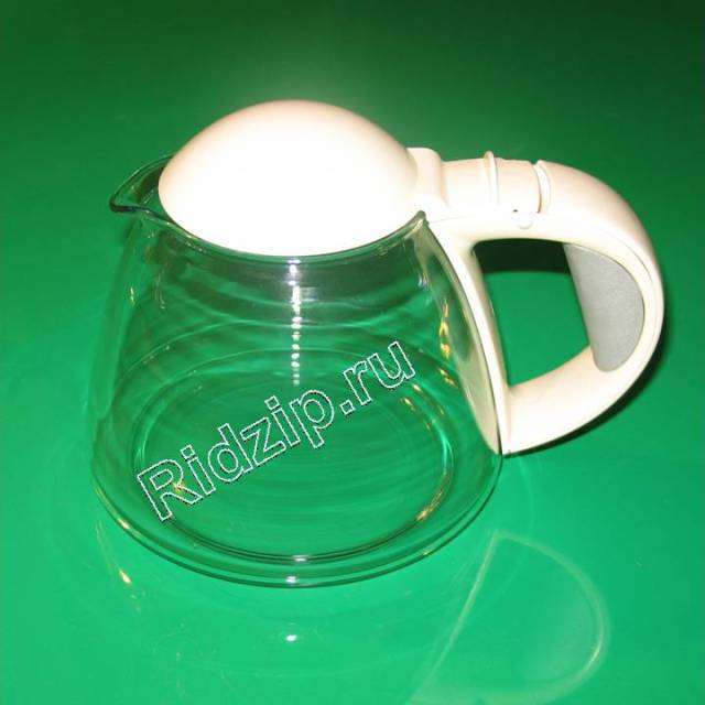 BS 496444 - BS 496444 Колба белая к кофеваркам и кофемашинам Bosch, Siemens, Neff, Gaggenau (Бош, Сименс, Гагенау, Нефф)