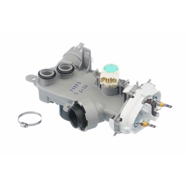 BS 498623 - ТЭН (496153 ) проточный  к посудомоечным машинам Bosch, Siemens, Neff, Gaggenau (Бош, Сименс, Гагенау, Нефф)
