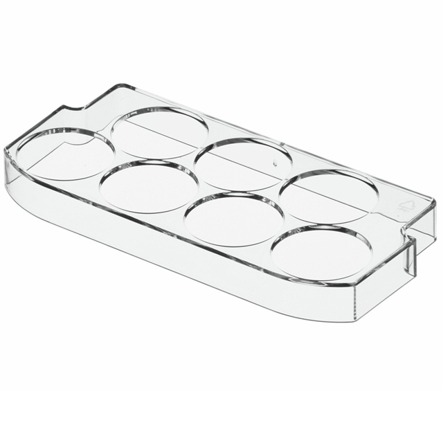 BS 498900 - Вставка для яиц на 7 шт. ( Замена для 265187, 488188, 499042 ) к холодильникам Bosch, Siemens, Neff, Gaggenau (Бош, Сименс, Гагенау, Нефф)