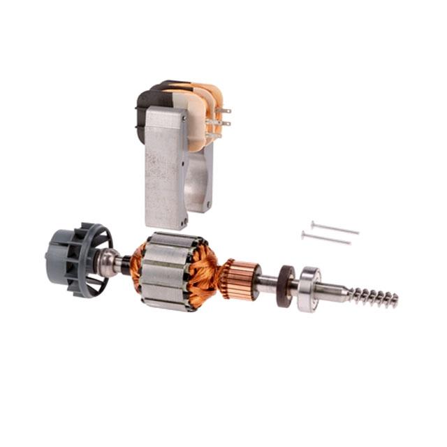 BS 499378 - Мотор, ротор и статор к кухонным комбайнам Bosch, Siemens, Neff, Gaggenau (Бош, Сименс, Гагенау, Нефф)