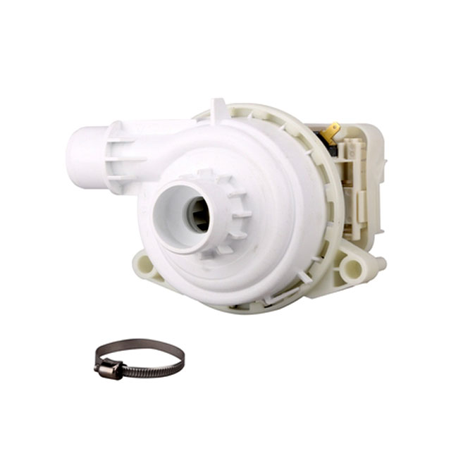 BS 499990 - Мотор (помпа) к посудомоечным машинам Bosch, Siemens, Neff, Gaggenau (Бош, Сименс, Гагенау, Нефф)