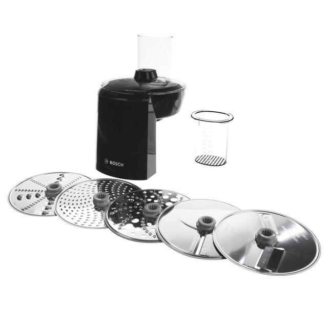BS 579570 - Набор VeggiLove: универсальная резка с 5 дисками для шинковки и терки для MUM9..   к кухонным комбайнам Bosch, Siemens, Neff, Gaggenau (Бош, Сименс, Гагенау, Нефф)