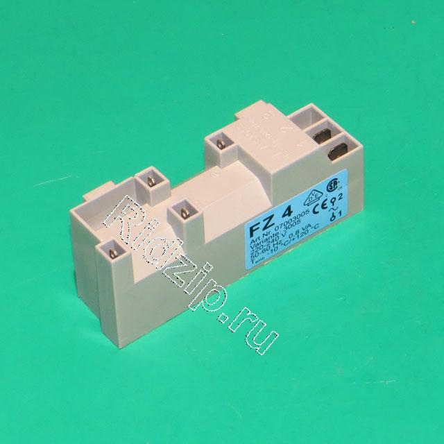 BS 602117 - Трансформатор поджига на 4 конфорки к плитам Bosch, Siemens, Neff, Gaggenau (Бош, Сименс, Гагенау, Нефф)