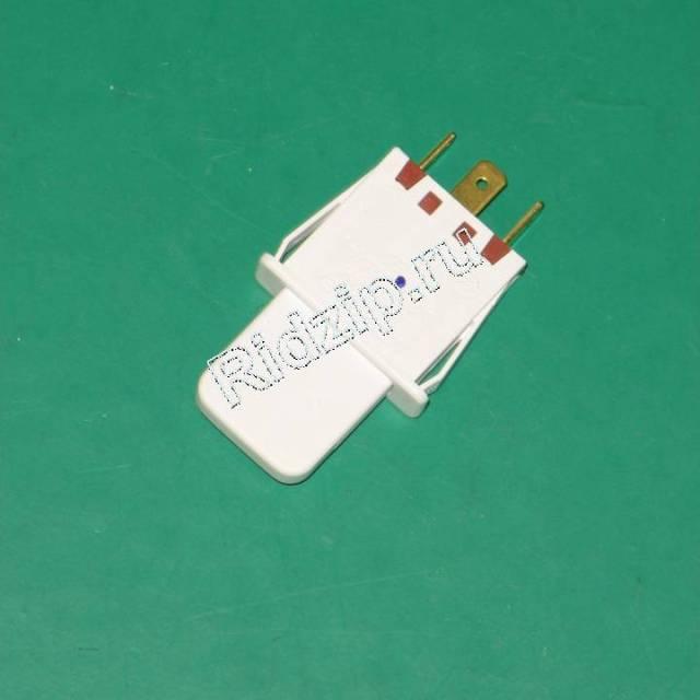 BS 607217 - Выключатель света к холодильникам Bosch, Siemens, Neff, Gaggenau (Бош, Сименс, Гагенау, Нефф)
