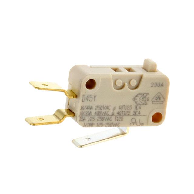 BS 608015 - Микровыключатель  к микроволновым печам, СВЧ Bosch, Siemens, Neff, Gaggenau (Бош, Сименс, Гагенау, Нефф)