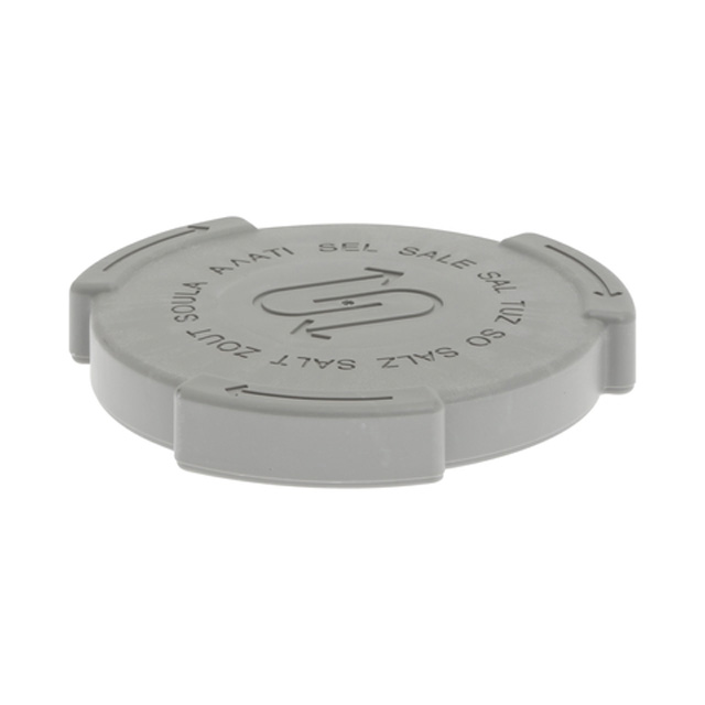 BS 611319 - Крышка контейнера для соли  к посудомоечным машинам Bosch, Siemens, Neff, Gaggenau (Бош, Сименс, Гагенау, Нефф)
