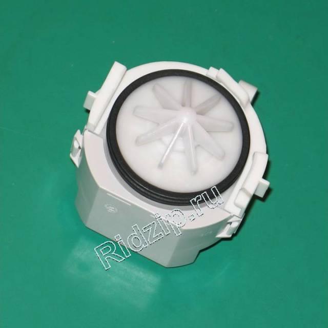 BS 611332 - Насос сливной ( помпа ) к посудомоечным машинам Bosch, Siemens, Neff, Gaggenau (Бош, Сименс, Гагенау, Нефф)