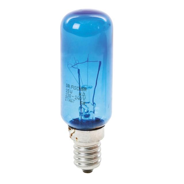 BS 612235 - Лампа дневного света E14 / 25Вт / 230В / 2700К ( замена для 625325 ) к холодильникам Bosch, Siemens, Neff, Gaggenau (Бош, Сименс, Гагенау, Нефф)