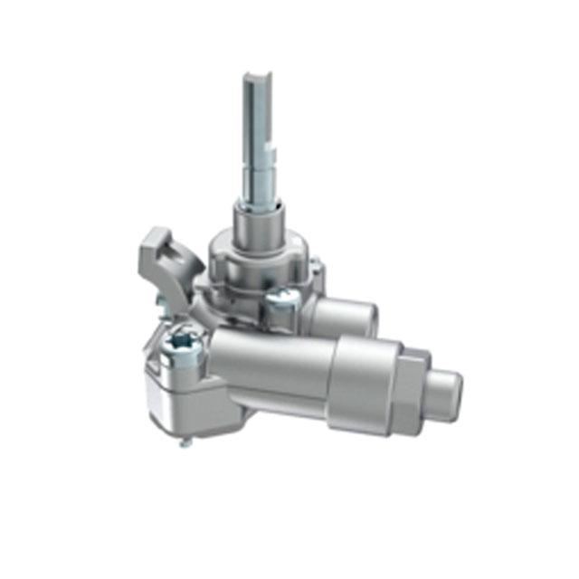 BS 613681 - Газовый кран  1,9KW 7/5 G-20/25 C/S.C60/70F.C/JU к плитам, варочным поверхностям, духовым шкафам Bosch, Siemens, Neff, Gaggenau (Бош, Сименс, Гагенау, Нефф)