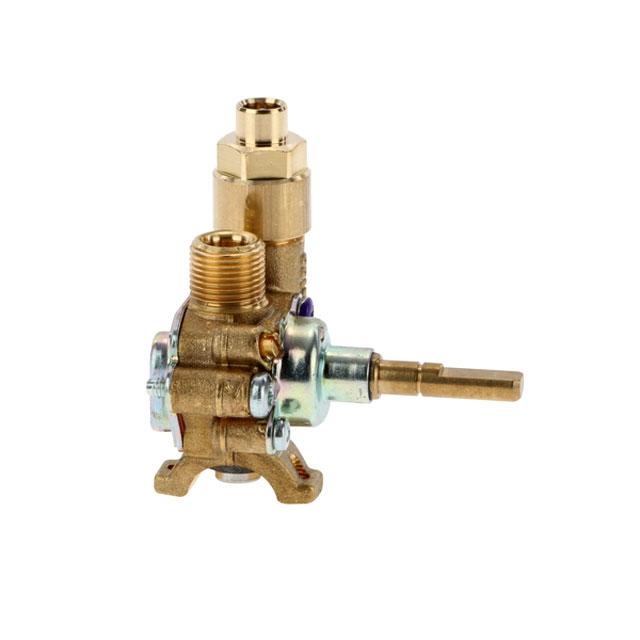 BS 613682 - Газовый кран 1KW 7/5 G-20/25 C/S.C60/70F.C/JUNT к плитам, варочным поверхностям, духовым шкафам Bosch, Siemens, Neff, Gaggenau (Бош, Сименс, Гагенау, Нефф)