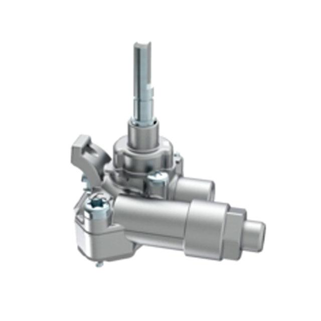 BS 614940 - Газовый кран 1,7 KW 7/5 G20/G25 C/SEG.PLUS к плитам, варочным поверхностям, духовым шкафам Bosch, Siemens, Neff, Gaggenau (Бош, Сименс, Гагенау, Нефф)
