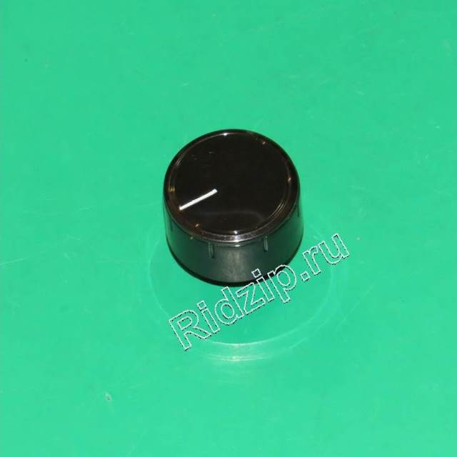 BS 616109 - BS 616109 Ручка конфорки черн к плитам Bosch, Siemens, Neff, Gaggenau (Бош, Сименс, Гагенау, Нефф)