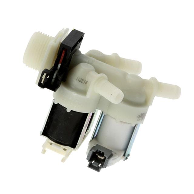 BS 618406 - Магнитный клапан к стиральным машинам Bosch, Siemens, Neff, Gaggenau (Бош, Сименс, Гагенау, Нефф)