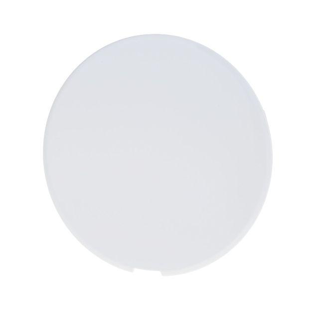 BS 622005 - Крышка сливного фильтра белая к стиральным машинам Bosch, Siemens, Neff, Gaggenau (Бош, Сименс, Гагенау, Нефф)