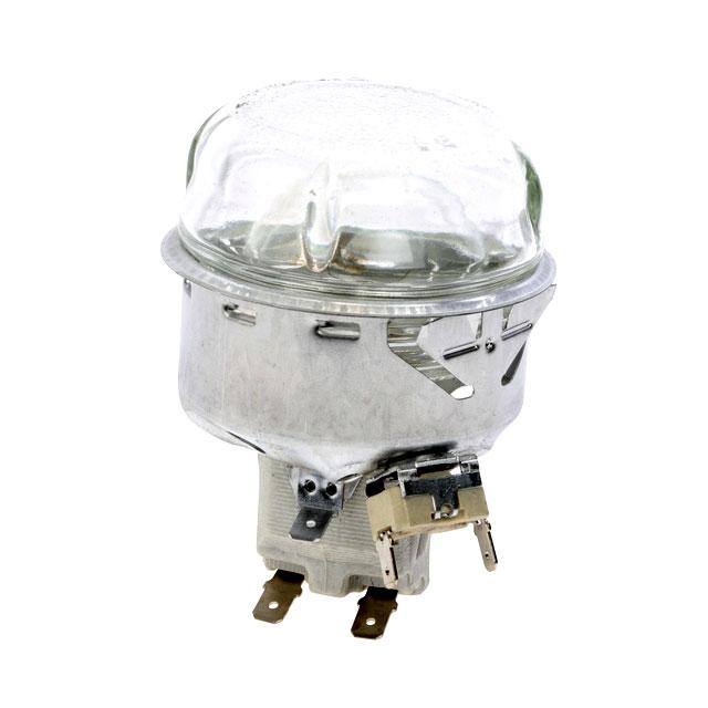 BS 625186 - Лампа с плафоном духовки к плитам, варочным поверхностям, духовым шкафам Bosch, Siemens, Neff, Gaggenau (Бош, Сименс, Гагенау, Нефф)